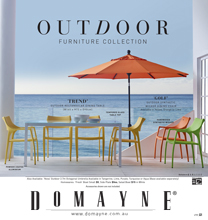 Outdoor Furniture Launch